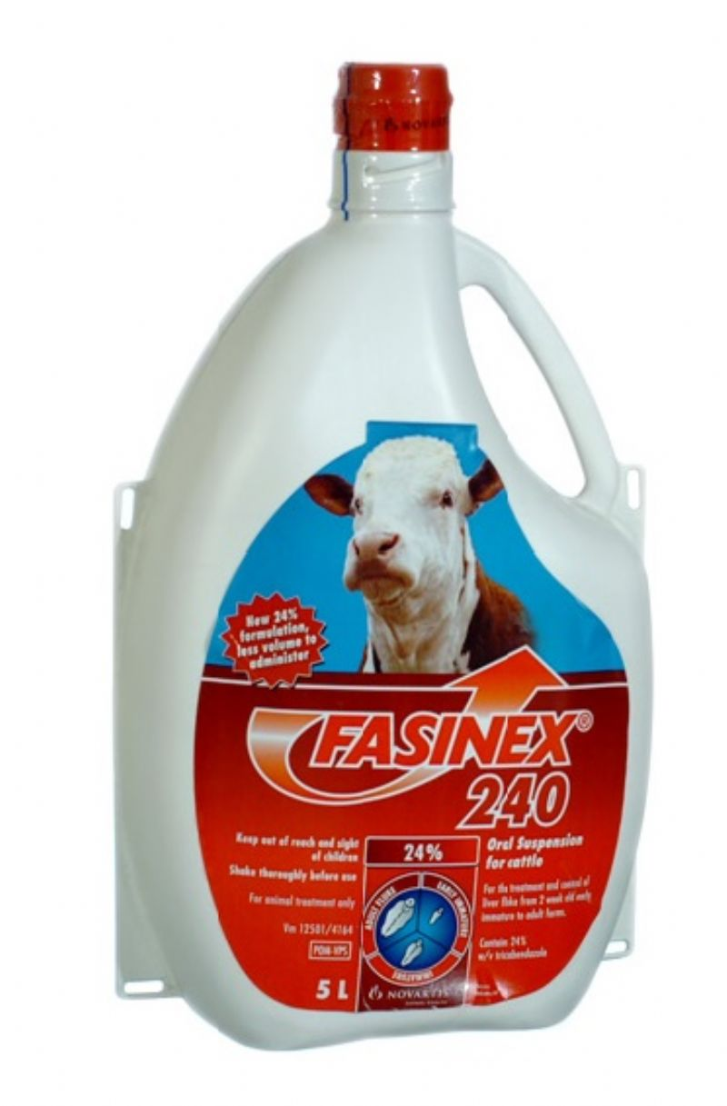 Fasinex 240 Oral Suspension For Cattle Products For