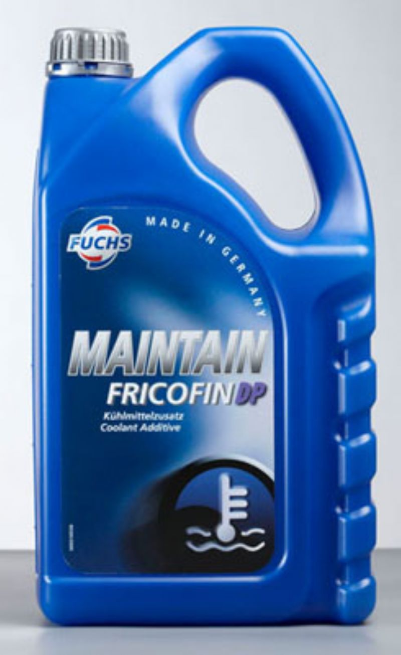 Fuchs Maintain Fricofin Esk Anti Freeze Engine Coolant Products Porsche