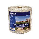 Rutland Maxi Electro-Wire - White 19-185