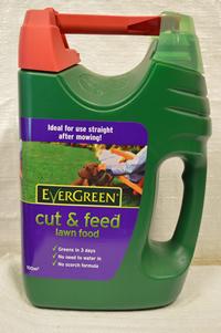 Evergreen Cut & Feed Lawn Food