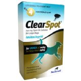 ClearSpot Spot-On Solution for Dogs