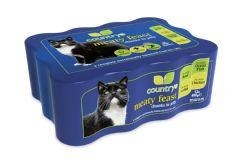 Country Meaty Feast Cat Food