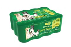 Country Meaty Feast Dog Food 400g