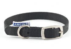 Nylon Dog Collar - Black