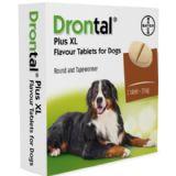 Drontal Bone Shaped Tablets [8]