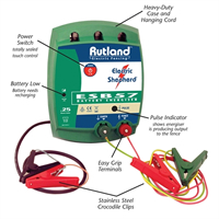 Rutland ESB57 Battery Fence Energiser 08-057