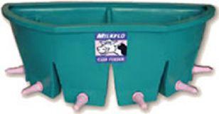 Milkflo 6 feeder station