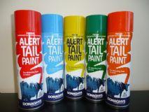 Donaghys Alert Tail Paint