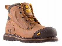Buckler Lace Safety Boot - Wide Fit B550SM