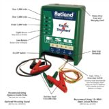 Rutland ESB275 Electric Battery Fence Energiser 08-106