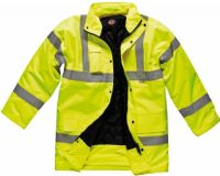 Dickies High Visibility Safety Jacket