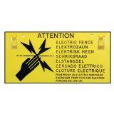 Rutland Electric Fence Warning Signs 18-170